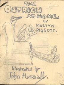 John Hassall sketch